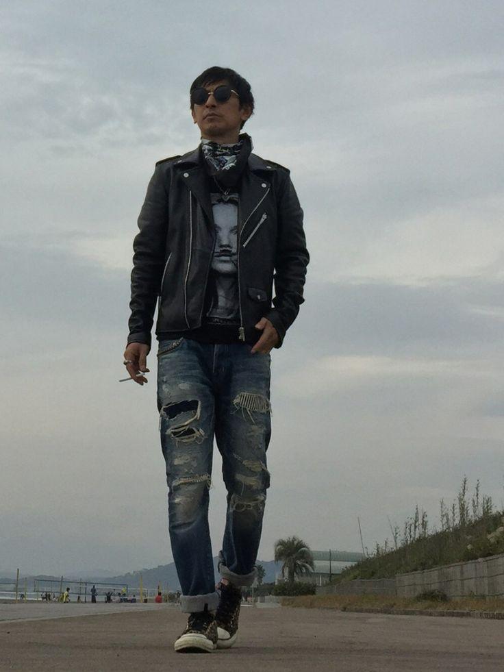木村  KOUサンバイザーさんのコーディネート