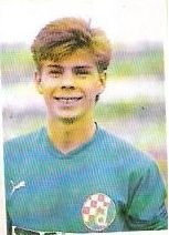 A young Zvonimir Boban