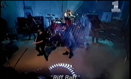 AC/DC - Riff Raff - live at VH1 studios