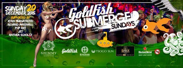 Yet another SOLD OUT @GoldFishLive @SubmergedSunday http://bit.ly/1QBQUWt  #ShimmySummer