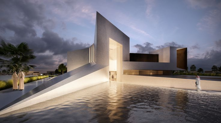 #villa #creato #facade # amazing #luxe #contemporary