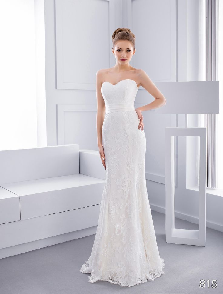 Dress 815 | ElodyWedding.com