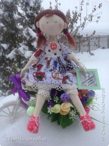 Кукла Вика фото 3