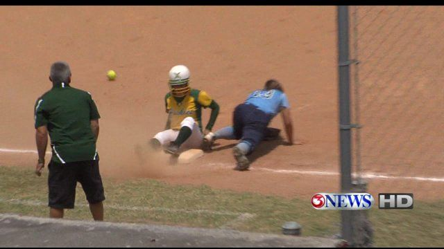 The Carroll Tigers scored a combined 17 runs in two games on Saturday and wound up losing them both! So it will be San Antonio Holmesand not Carroll advancing to Round Two of the state high school softballplayoffs.