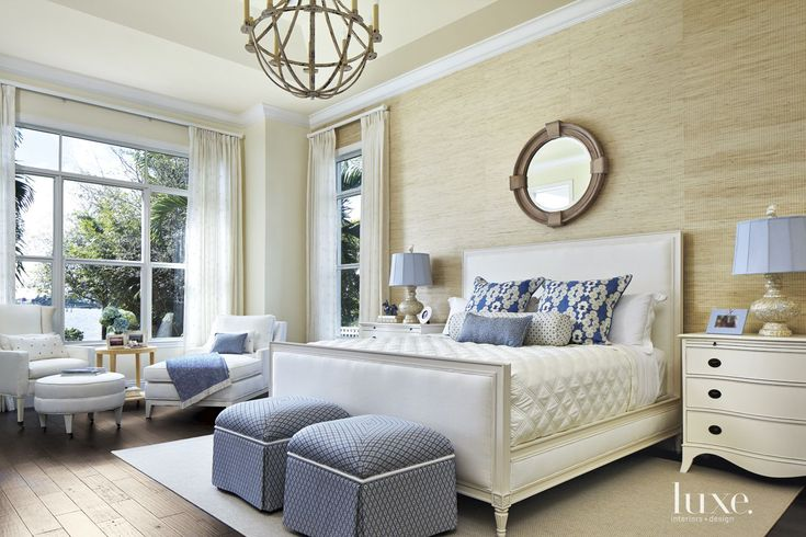 10 most popular bedrooms on pinterest luxedaily design for Most popular interior design magazines