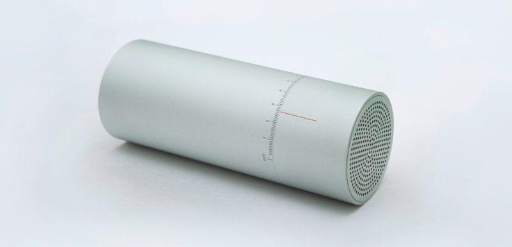 Hannes Harms | Industrial Designer. Bluetooth speaker.