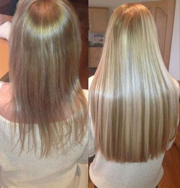 72 best hair extensions before and after images on pinterest hairextensionscourse hair extensions before and after pmusecretfo Images