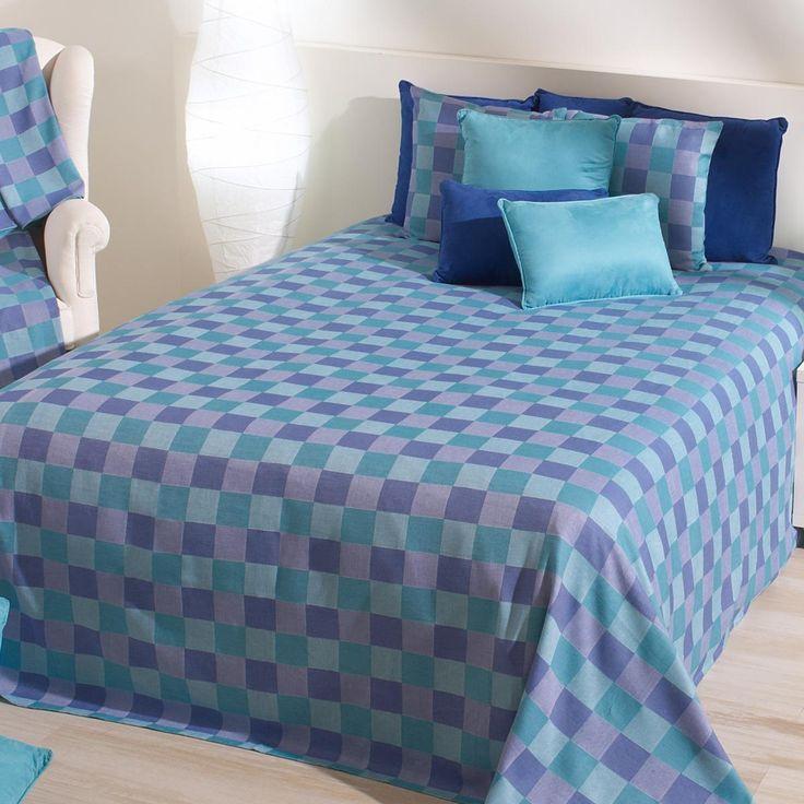 1000 images about colchas on pinterest originals for Sofa cama individual espuma