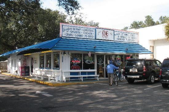 King Neptune Steamed Seafood Gulf Ss Restaurant Reviews Tripadvisor
