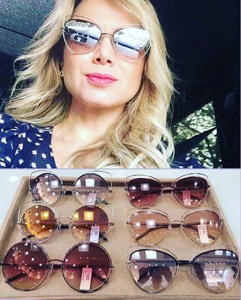 Quer um óculos igual o da #Eliana? Nas Óticas Wanny tem! #marcjacobs #oticaswanny