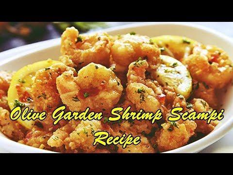 Olive Garden Shrimp Scampi Recipe – YouTube