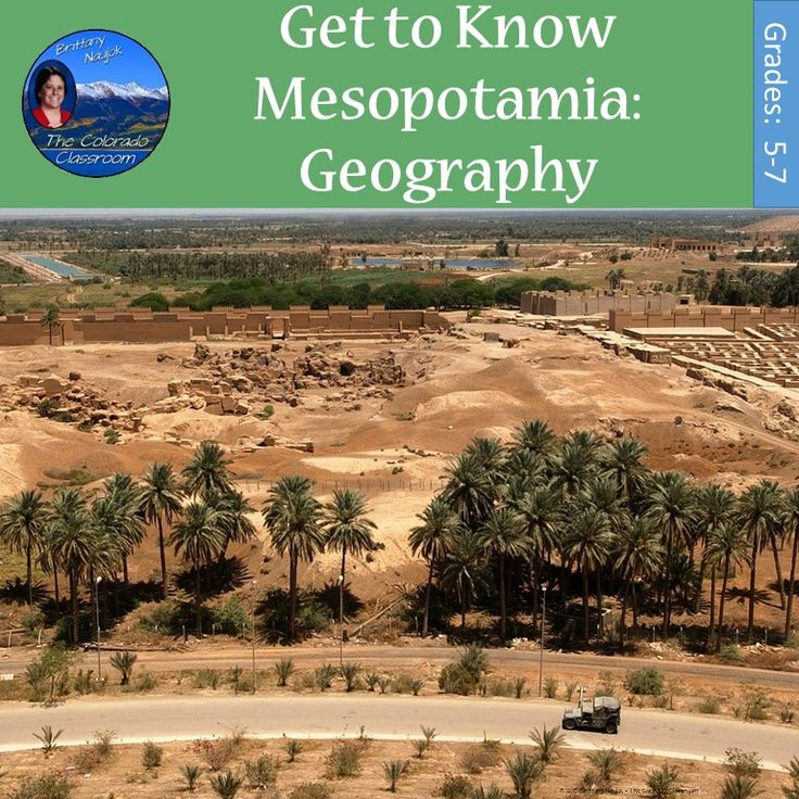 geography s impact on mesopotamia and View notes - how did geography and religion impact mesopotamian civilization and egyptian civilization e from hist 2112 at georgia perimeter 1 how did geography and religion impact.