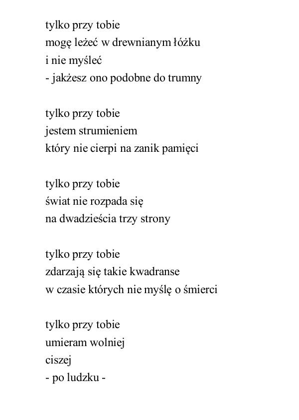 """""""Monice""""  Jarosław Borszewicz"""