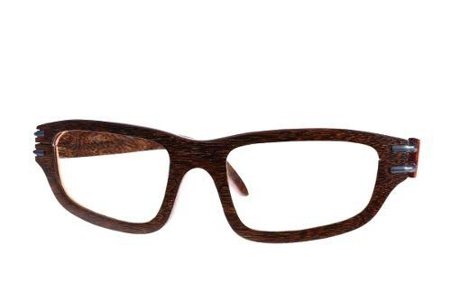 Gafas de sol en madera, filtro UV, marca Maguaco S028. Maderas: Ebano Sinuano y Carreto Guajiro. $200.000 COP