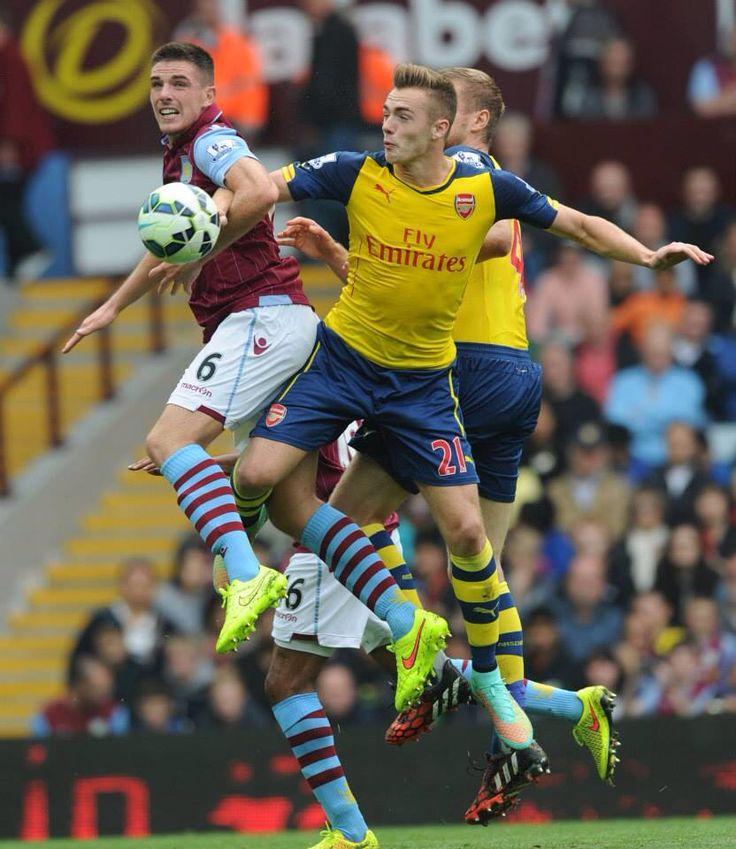 Aston Villa 0 Arsenal 3 - Calum