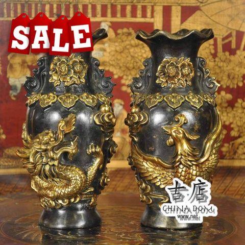 CHINA DOM - Интернет-магазин предметов интерьера из Китая. Китайские Вазы, фарфор, изделия из бронзы и многое другое. Купить в Москве!