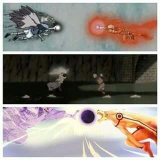 Naruto vs Sasuke round 1,2 and final