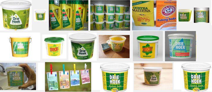 Groene zeep geschikt voor alles