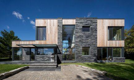 Maison Hemmingford - SIMARD architecture - Architecture résidentielle - Crédit photo : Stéphane Brügger