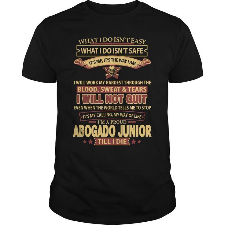 (Tshirt Discount) ABOGADO-JUNIOR [Tshirt Sunfrog] Hoodies, Tee Shirts