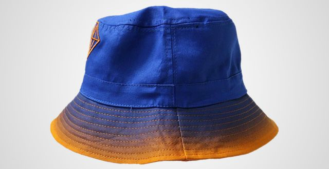 City Hunter Bd1430 Diamond Gradation Bucket Hats Multi Colors