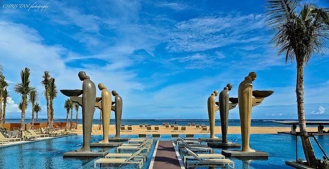The Mulia Nusa Dua Hotel Bali