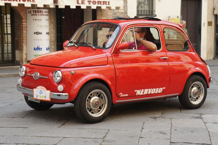 Vintage car by Giancarlo Gallo