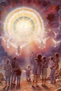 """""""He which testifieth these things saith, Surely I come quickly.  Amen. Even so, come, Lord Jesus. The grace of our Lord Jesus Christ be with you all. Amen."""" Revelation 22:20, 21."""