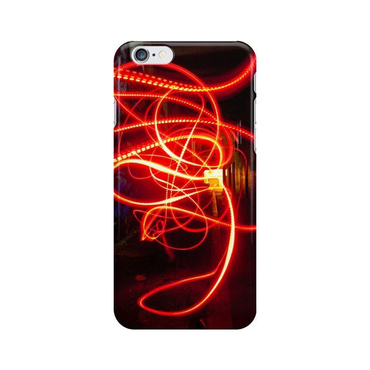 Light SwarmMichel Cabrie http://lightgallery.com.au/dark-street-art-iphone-case-skin/light-swarm