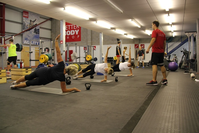 Get #fit through a Better Body Shop Personal #Training programme