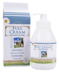 Full Cream - Moisturising Creams | MooGoo Skincare