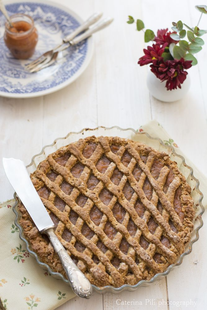 Crostata light con frolla allo yogurt | Semplicemente Light