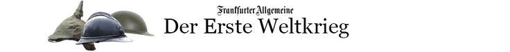 Die Themenseite der Frankfurter Allgemeinen Zeitung zum Jahrestag Erster Weltkrieg