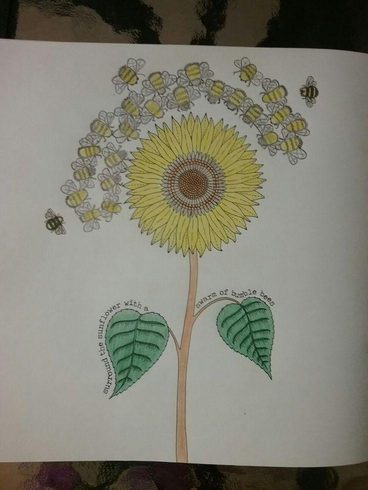 Flowers bloom#bumblebees