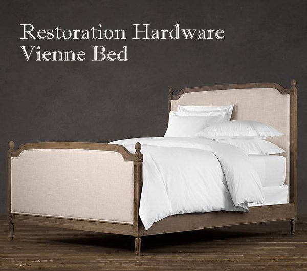 17 best images about master bedroom on pinterest master for Restoration hardware bedside tables