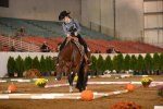 Shane Rux Photography > 2015 All American Quarter Horse Congress  > TRAIL  > 5388 Novice Youth Trail 14-18  > 2103 Chek My Potential