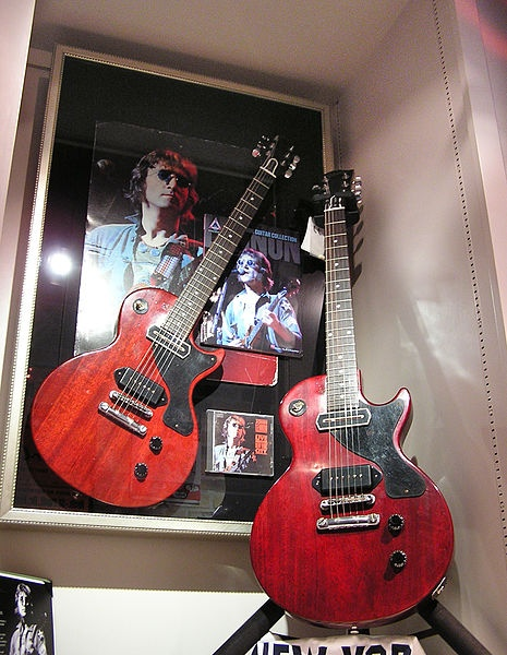 John Lennon's Les Paul Jr. Guitar