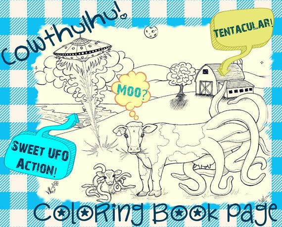 this coloring book page was hand drawn by me megan pettis and scanned in - Coloring Book Paper Stock