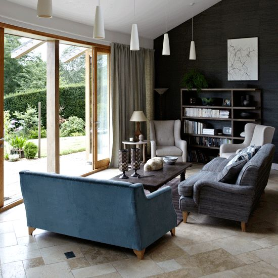 Image result for living room images looking on to garden