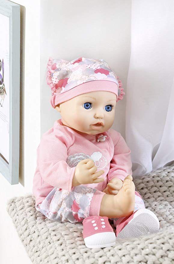 6c6582c4ae387b zapf creatie 700402 – baby annabell Deluxe set schäfchenwolke  Amazon.de   Spielzeug