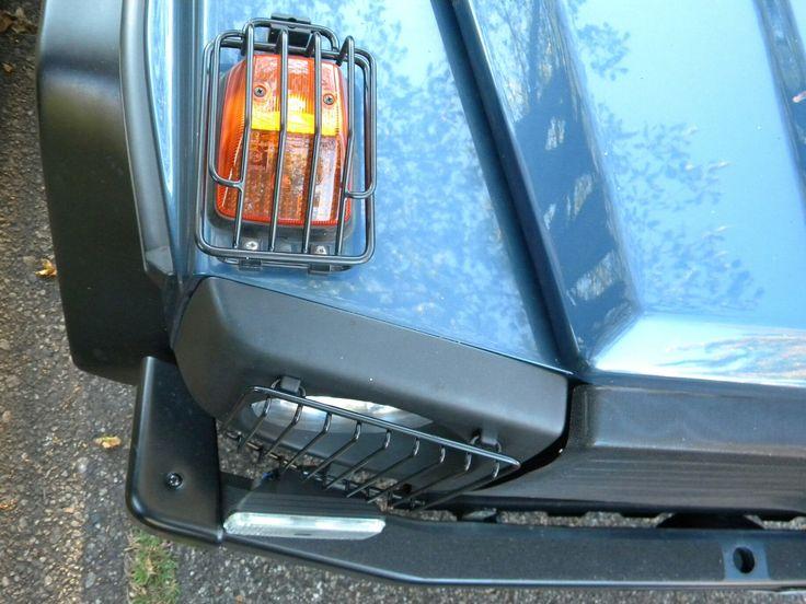 Blinker signal mercedes benz 300gd gelandewagen g for Mercedes benz bumper repair