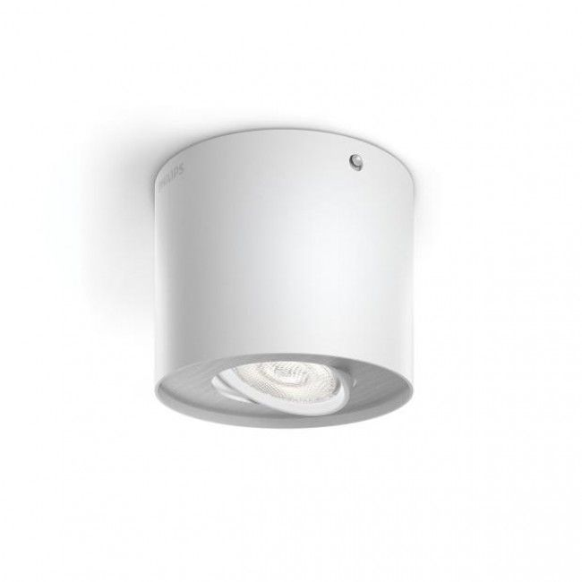 Philips myLiving LED Spot Phase 1flg. 533003116, 500lm, weiss