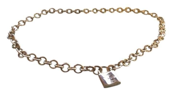 Tiffany & Co. Tiffany & Co Padlock Necklace