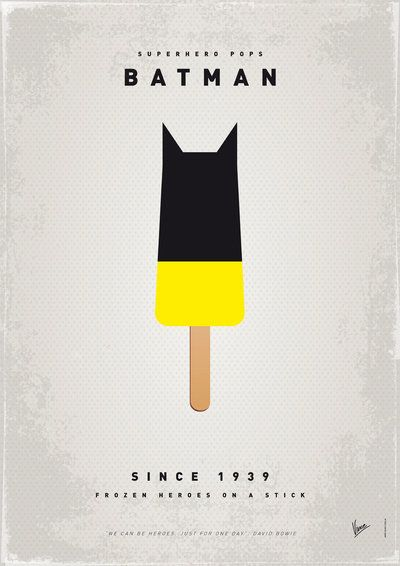 Superhero Popsicle Prints | POPSUGAR Tech