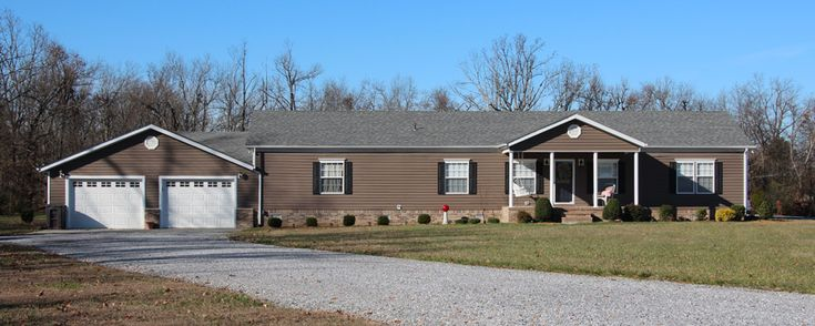 double wide manufactured homes neighborhoods | New and Used Single Wide and Double WIde Mobile Homes | Benton ...