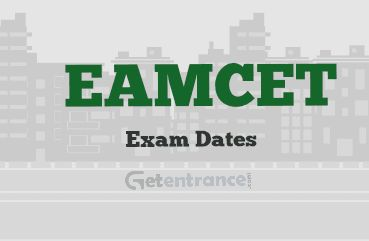 Get details on EAMCET 2016 Exam Dates for Medical and Engineering such as its test date, application form submission details and results dates