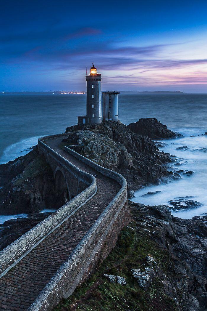 Petit Minou Lighthouse By Yves L On 500px Light On The