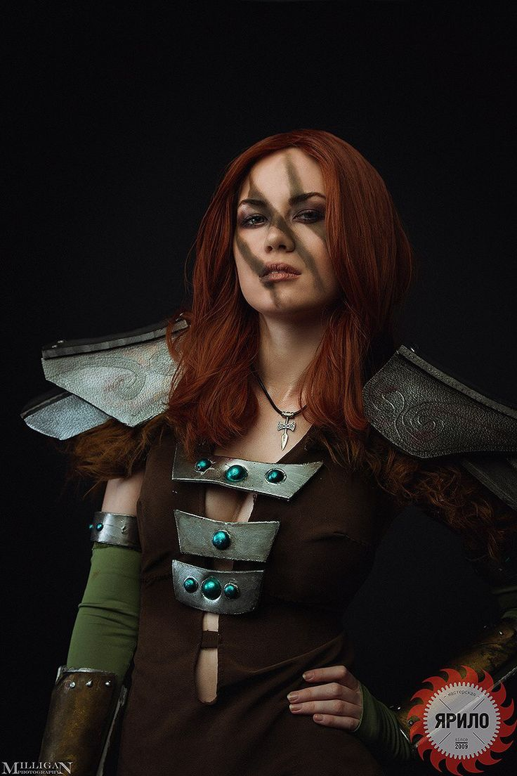 Cosplay from Skyrim