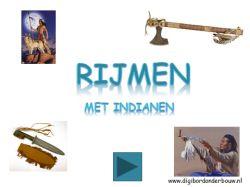 Digibordles: rijmen met Indianen http://digibordonderbouw.nl/images/jdownloads/screenshots/thumbnails/indianen_rijmen.png