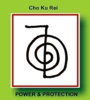 Cho ku rei | Usui reiki power symbol